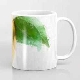 Big Lemon Coffee Mug