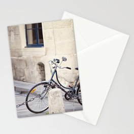 Parked In Paris Stationery Cards