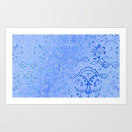 Mandala Creation 7 Art Print