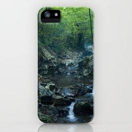 Nature photography. Zugarramurdi Cavern, Navarra, Spain.  iPhone Case