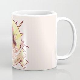 feminine not fragile Coffee Mug