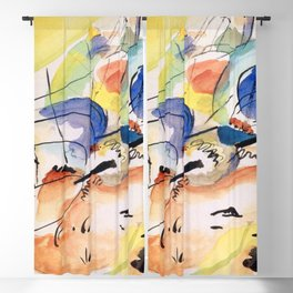 Wassily Kandinsky Improvisation XXXI Blackout Curtain