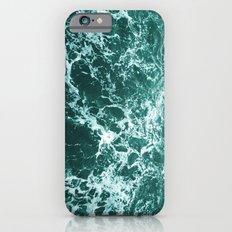 Ocean Water Splash iPhone 6s Slim Case
