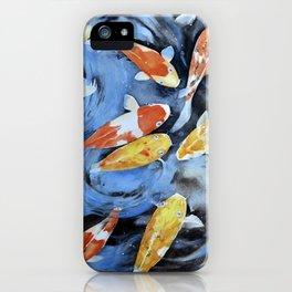 Nihon Koi iPhone Case