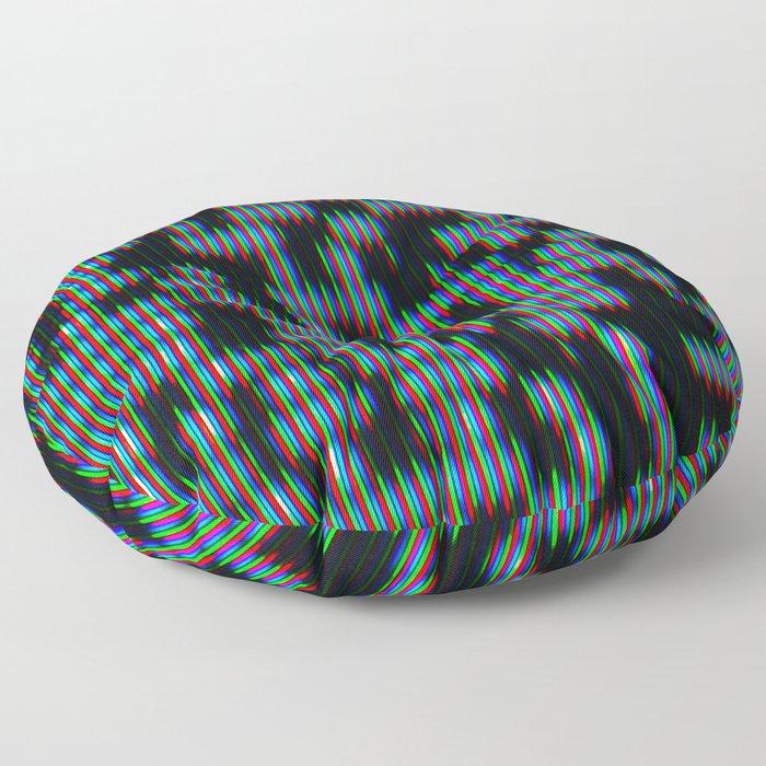 Signal Loss Floor Pillow