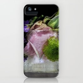 The Edges of Feeling 2 iPhone Case