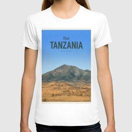 Visit Tanzania  T-shirt