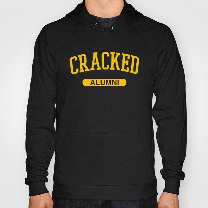 Cracked Alumni Hoody