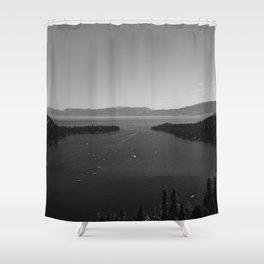 Lake Tahoe IV Shower Curtain