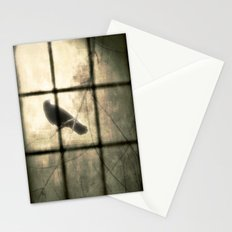 The Bird Outside Stationery Cards