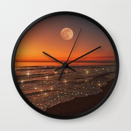 Believe in your dreams Wall Clock