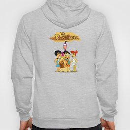 Meet The Stone Age Family Hoody