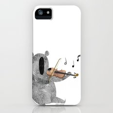 Mr. Stubbs  iPhone (5, 5s) Slim Case