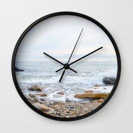 Camp Hero - Montauk, New York Wall Clock