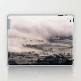 Edge of the World Laptop & iPad Skin