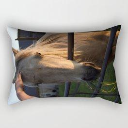 She's a Beauty... Rectangular Pillow