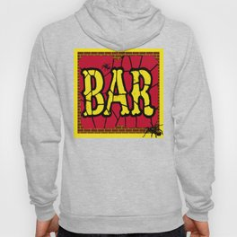 BAR AND SPIDERS VINTAGE SIGN Hoody