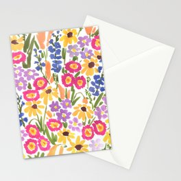 Spring Floral Stationery Cards