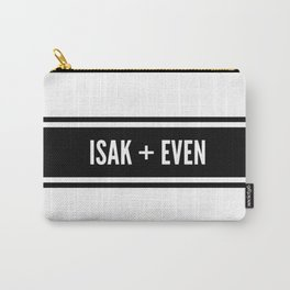 Isak x Even Carry-All Pouch