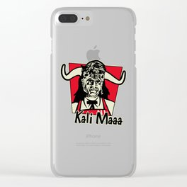 Kali Maaa Clear iPhone Case