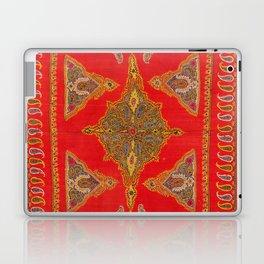 Kirman  Antique South Persian Embroidery Print Laptop & iPad Skin