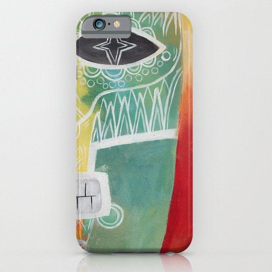 Calavera 2 iPhone & iPod Case