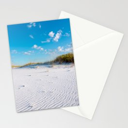 Pristine Sand Dune Stationery Cards