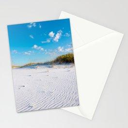 Pristine Sand Dune Stationery Cards