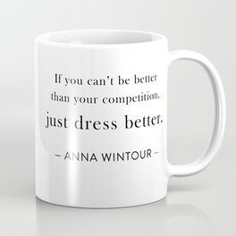 Queen of Fashion Coffee Mug
