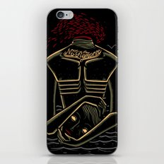 the stranger - camus iPhone & iPod Skin