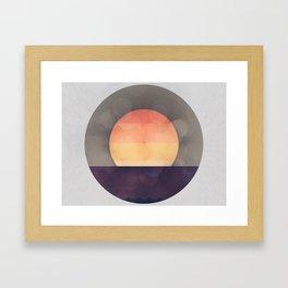 Sun Drenched Framed Art Print