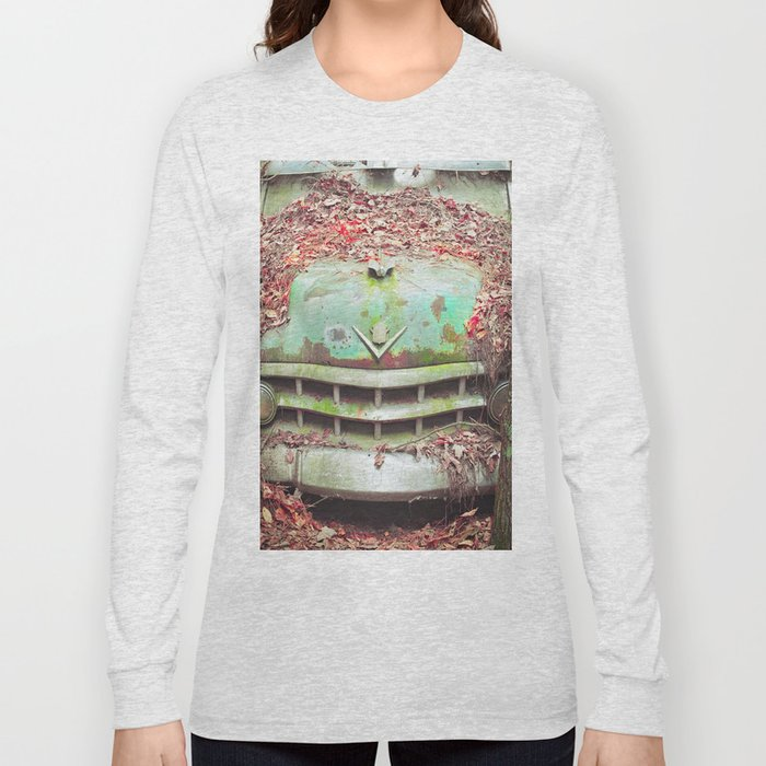 Old Chevy Blues Long Sleeve T-shirt