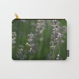 Lavender Buds and Bug Carry-All Pouch