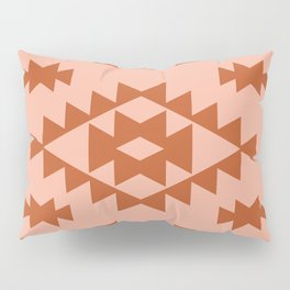 Zili in Peach Pillow Sham