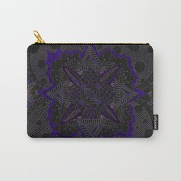 Divine Intention 5: Solar Purp Carry-All Pouch