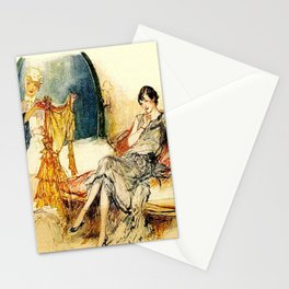 Ladies of Leisure Stationery Cards