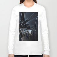 volkswagen Long Sleeve T-shirts featuring volkswagen turtle by gzm_guvenc