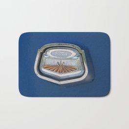 Vintage FORD Truck Badge Bath Mat