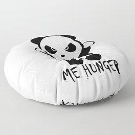 Freakout Panda... Floor Pillow