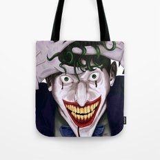 The Killing Joke Tote Bag