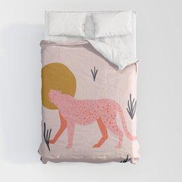 trot cat Comforters