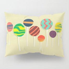 Sweet lollipop Pillow Sham