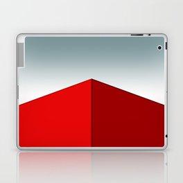 RED BOX Laptop & iPad Skin