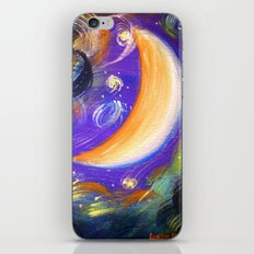 Where dreams Have No End iPhone & iPod Skin