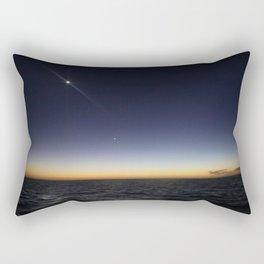 Venus Rising Rectangular Pillow
