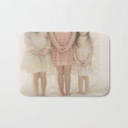 pretty little maidens Bath Mat