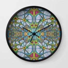 Connectome Wall Clock