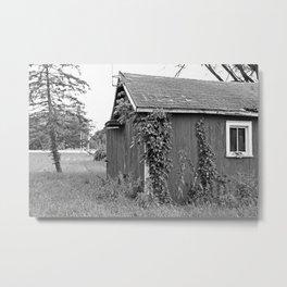 The Barn on Crissey Rd V Metal Print