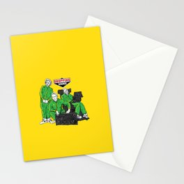Dropping Science Stationery Cards