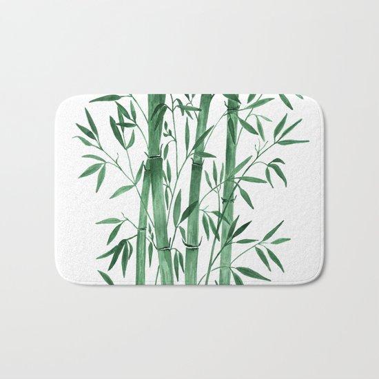 Bamboo 1 Bath Mat